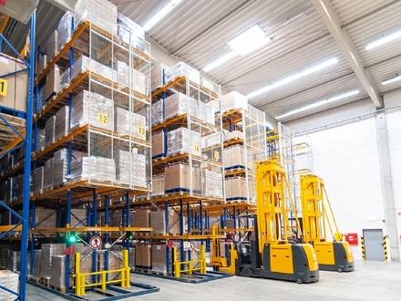 Gepflegte Logistikimmobilie mit hervorragender Verkehrsanbindung