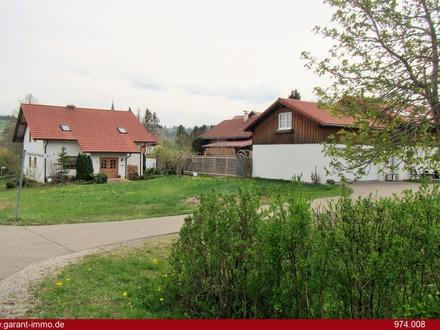 Gut geschnittenes Grundstück für Ihr Traumhaus in ländlicher Lage!