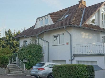 Familien-Villa in Höhenlage von WI-Frauenstein