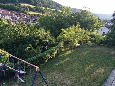 * Einfamilienhaus mit Einliegerwohnung * Wunderschöne Aussicht...