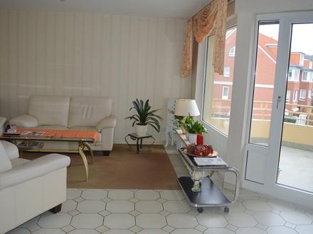 Schöne 3-Zimmer-Wohnung mit großem Balkon