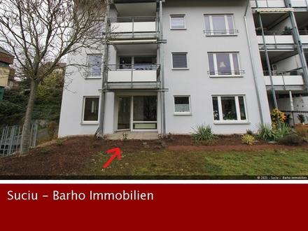 Helle freundliche Betreute Seniorenwohnung in Weinsberg zu verkaufen!