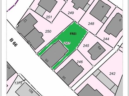 *TOP LAGE* Mehrfamilienhaus Grundstück für ca. 450qm Wohnfläche