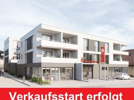 Rathausquartier in Rudersberg