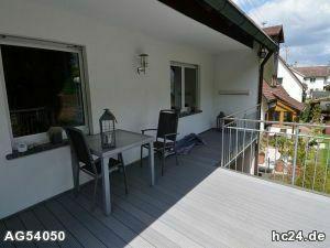***3-Zimmer-Wohnung mit großem, sonnigen Balkon in ruhiger Lage von Blaustein/Arnegg.