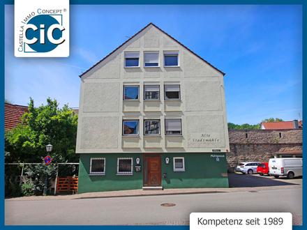 Ehemaliges Stadthotel in der Möckmühler Altstadt | inkl. umliegender Grundstücke