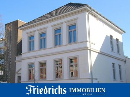 Repräsentative Büro-/Praxisräume in kernsanierter Altbauvilla in Oldenburg / nähe Schlossgarten