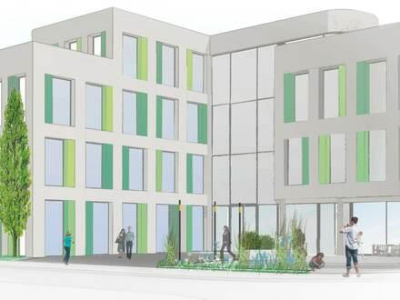 DIE MELLER ARKADEN- Für Entscheider! Neubau von Büro- und Praxisräumen