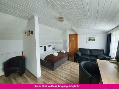 HOTEL/RESTAURANT MIT BETREIBERWOHNUNG IM ANBAU