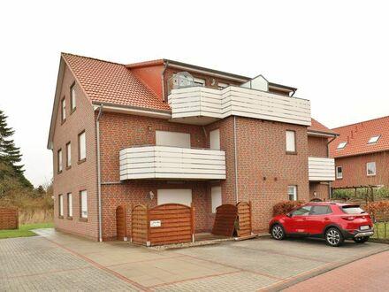 TT Immobilien bietet Ihnen: Schöne und möblierte Ferienwohnung direkt im Ortkern von Hooksiel!