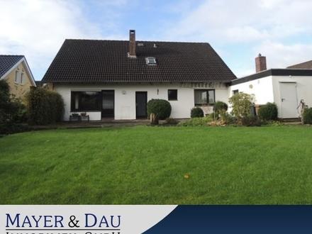 Großzügig geschnittenes Einfamilienhaus in Wiefelstede (Objekt-Nr. 4048)