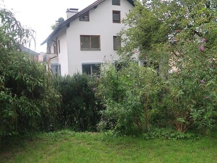 Parsch: 4 Zimmer Gartenwohnung