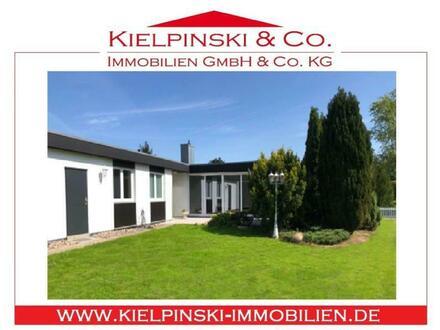 Wunderschöner Bungalow auf großem, sonnigem Grundstück am Sachsenwald bei Aumühle!