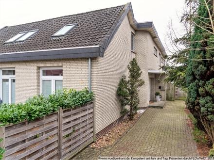 Großzügig geschnittene Maisonette-Wohnung in Osternburg