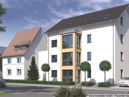 2-Zimmer-Neubauwohnung in der östlichen Bielefelder Innenstadt