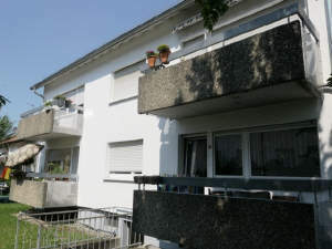 Wohnung mit Potential - ruhige Lage und sehr gepflegt