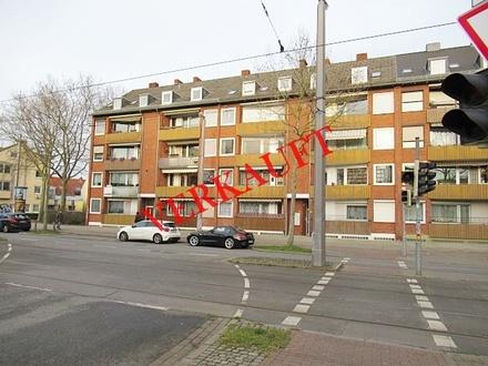 CITYNAH WOHNEN… HB-Utbremen …schmucke 3 Zi.Wohng./2 Balkone und Garage