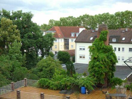 SOFORT freie 3 + 1 Zimmer Wohnung + BALKON zur Grünanlage + NEUWERTIGE Einbauküche am Kunigundendamm