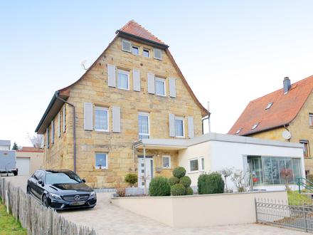 Liebevoll saniertes Sandsteinhaus im Herzen von Oberderdingen!
