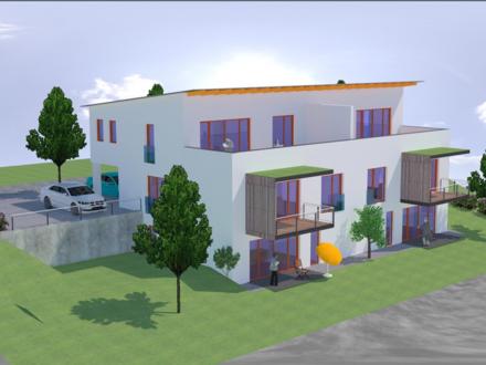 Neubau einer Wohnanlage mit 6 WE und Stellplätzen in Freyung - Wohnung 6