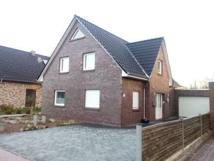 Neuwertiges Einfamilienhaus in gesuchter Lage von Emden