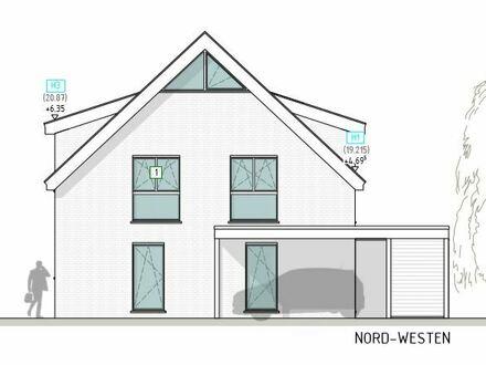 Wohnkomfort & Ästhetik: Neubau-DHH in Metjendorf
