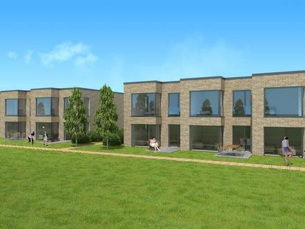 Wohnen am Birkenhof - Neubau einer Wohnanlage im Reihenhausstil