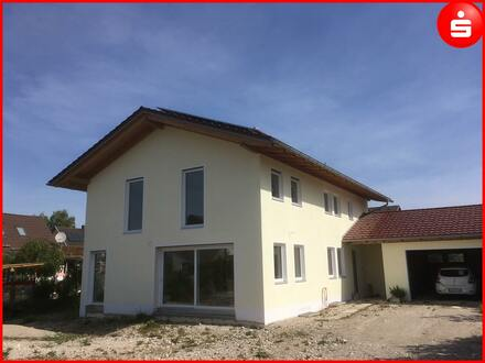 Einfamilienwohnhaus in Garching / Alz