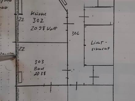 Erstbezug nach Kernsanierung 3 ZKB