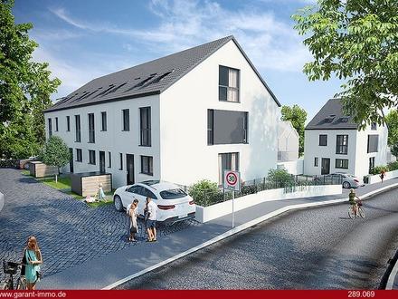 Neubau mit Planungseinfluss