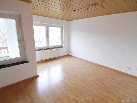Schöne, renovierte Souterrain-Wohnung auf dem Ranselberg mit Terrasse