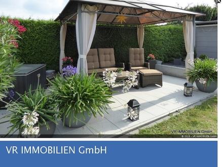 Einfamilienhaus mit gepflegtem Grundstück im Schweriner Umland