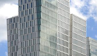 Geringe Leerstandsquote in Büroimmobilien