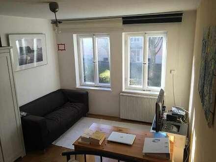 Nette kleine Wohnung, ideal für Studenten