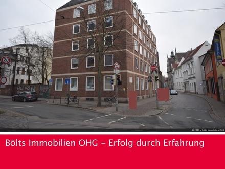 Citylage - Nähe Domshof ! Moderne 4-Zimmer-Wohnung mit Balkon