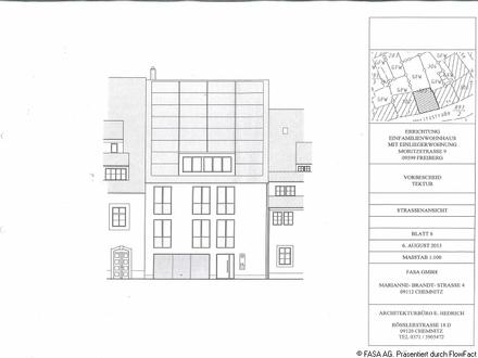 ENERGETIKhaus urban - Modernes, unabhängiges Wohnen mit Solararchitektur in historischer Altstadt!!