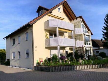 Helle und gemütliche Wohnung auf zwei Ebenen in zentraler, ruhiger Lage