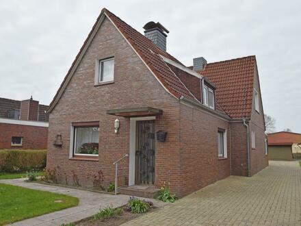 Solides Wohnhaus in guter Lage von Esens