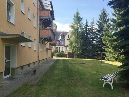 +++ Tolle 2 Raumwohnung mit Balkon und schönem Ausblick +++