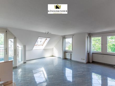Schöne Maisonette-Wohnung mit großer Einzelgarage in guter Lage von Fellbach-Schmiden!