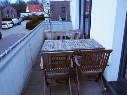Ab Juni: Schicke 2 Zimmer Wohnung mit Balkon in Bürgerfelde zu vermieten!