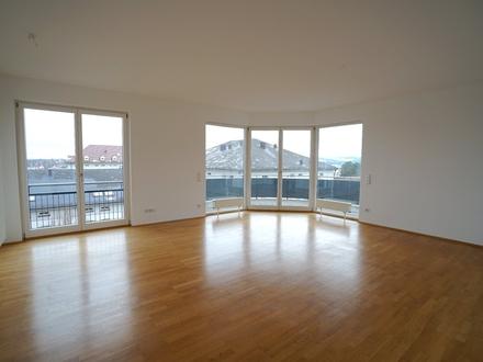 Sonnige 3-Zimmer Wohnung mit Südwest-Balkon am Michelsberg
