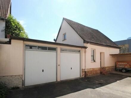 Kleines Stadthaus in Hofheim mit Ausbaupotential und Baugenehmigung.... sucht kreativen Eigentümer!