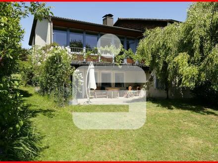 Haus in Traumlage mit Walberlablick