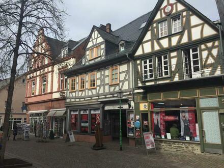 Großzügige Ladenfläche ca. 149 m² (FGZ) im Herzen der Idsteiner Altstadt