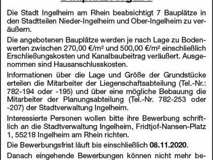 Wohnen in Ingelheim (55128)