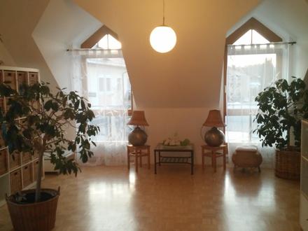 Wohlfühloase - DG-Wohnung