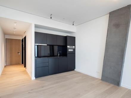 LIFE ABOVE EVERYTHING: 1-Zimmer-Wohnung mit Skylineblick
