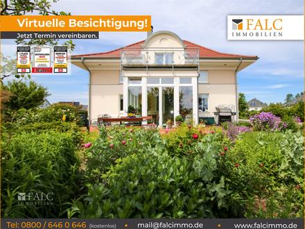 Elegantes Traumhaus mit Bauland im Ostseebad