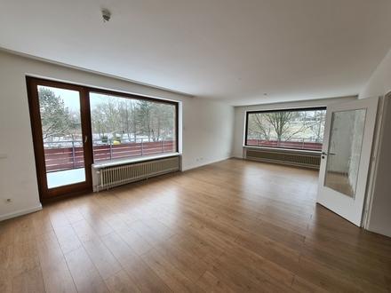 Penthousewohnung mit einer 80 m² großen, sonnigen Dachterrasse in Hummelsbüttel
